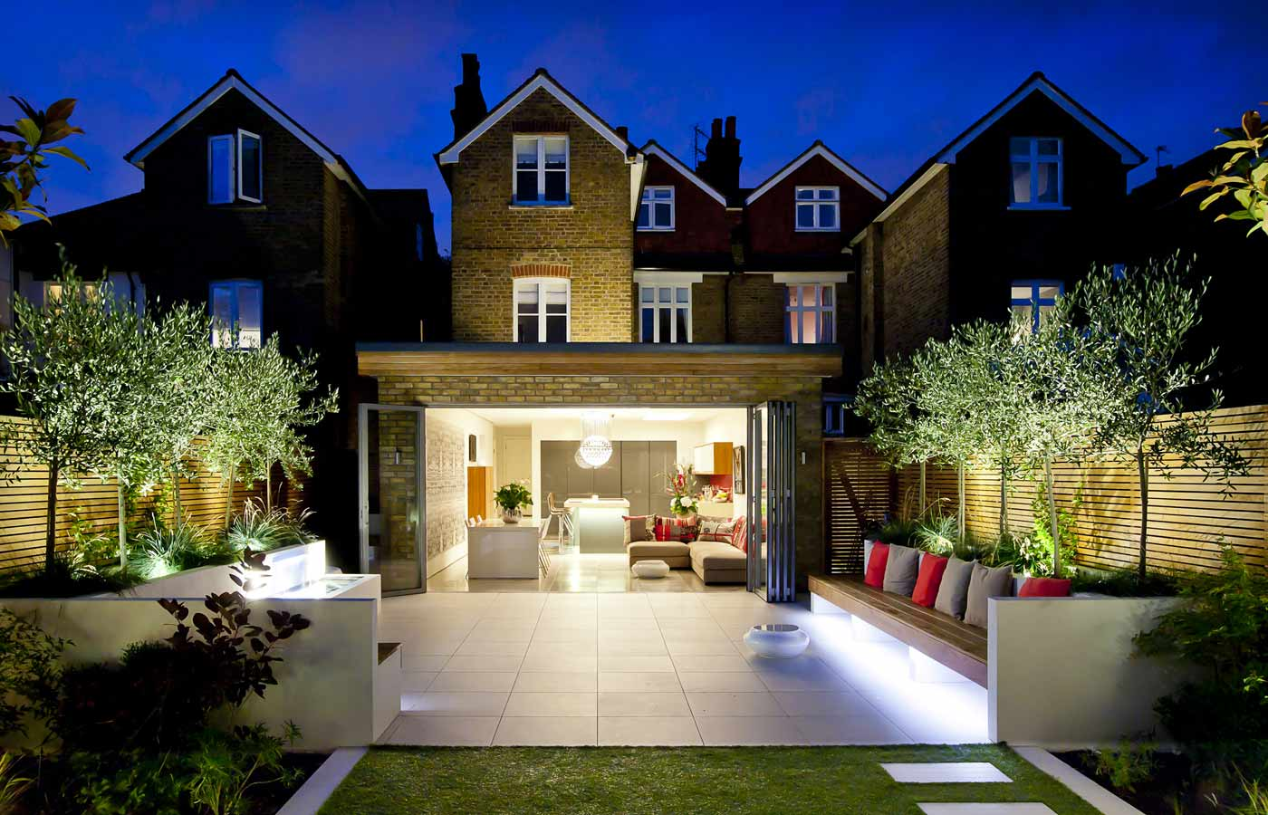 Modern Garden Ideas Uk beautiful garden design uk throughout
