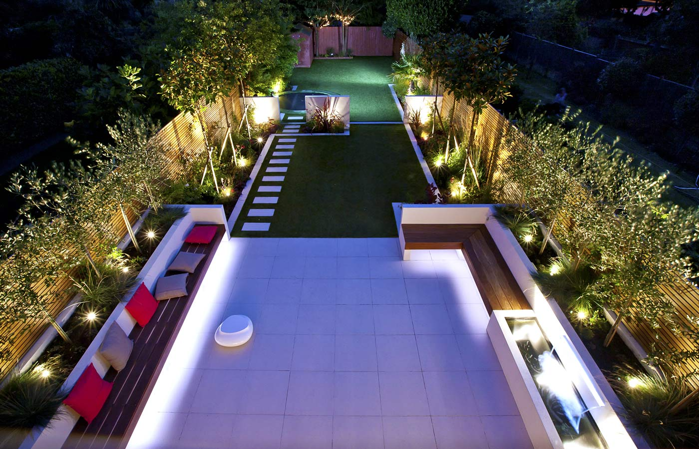 1 - Garden Design Long Narrow