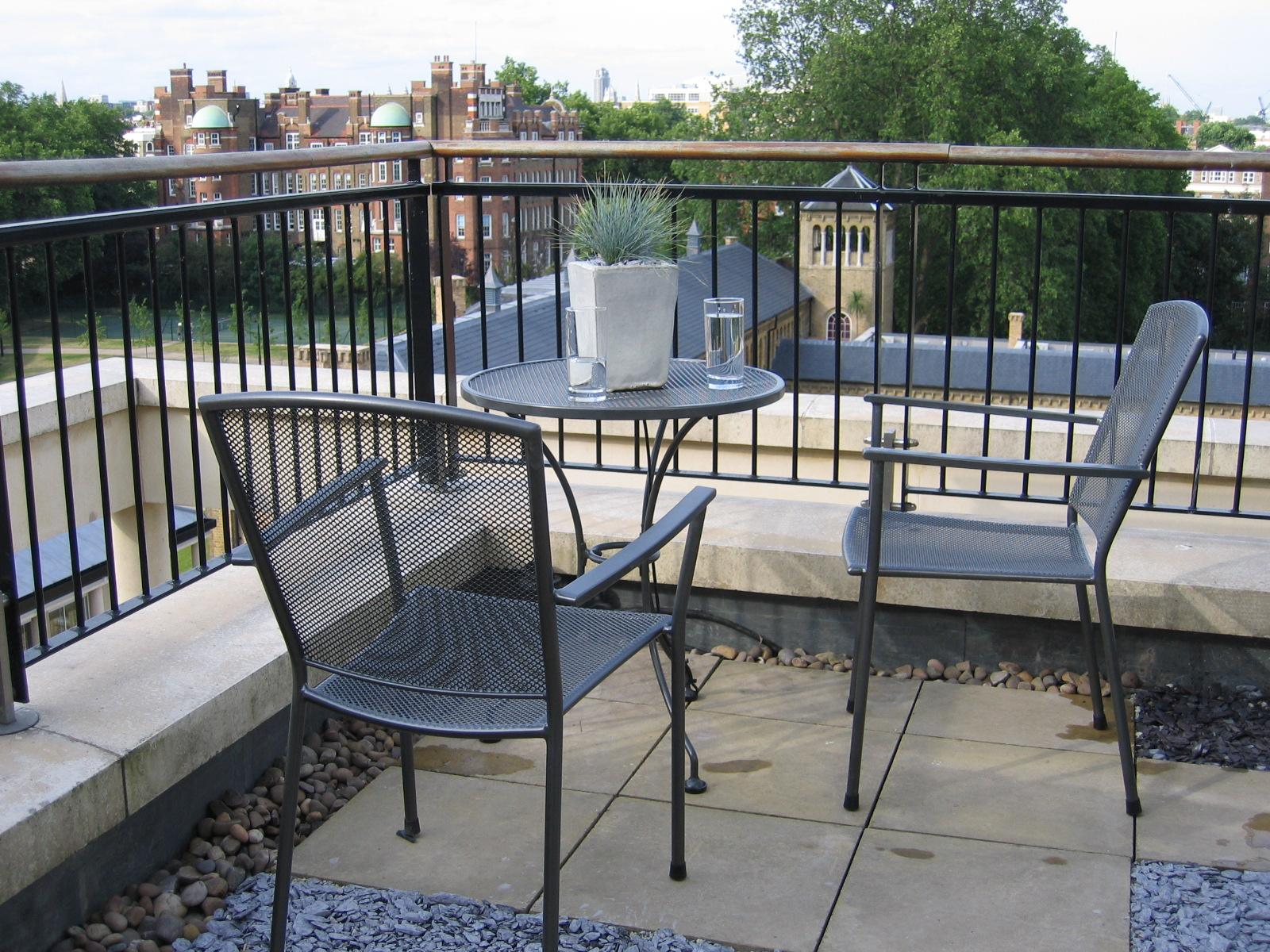 Roof Terrace Design Fulham London