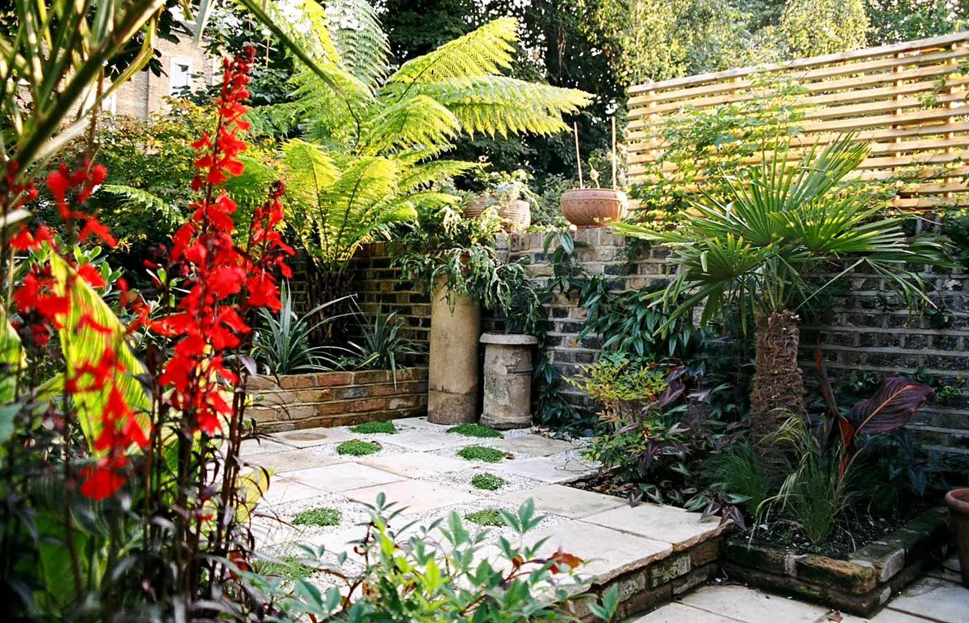 Image Result For Small London Garden Design